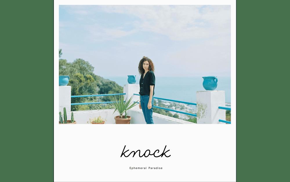 "Studio Journal Knock 7 ""Ephemeral Paradise"""