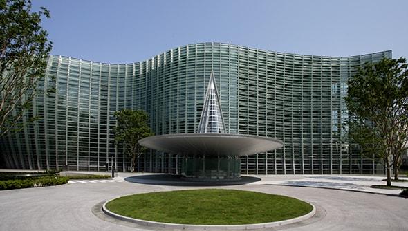 国立新美術館The National Art Center, Tokyo