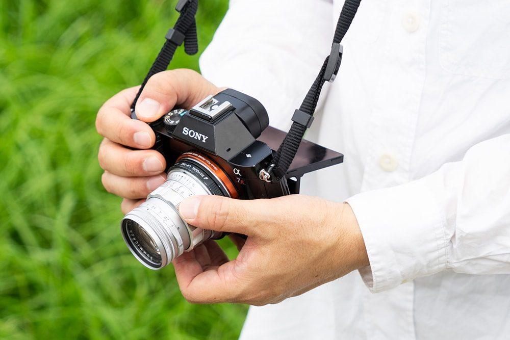 ソニー ミラーレスカメラα7R