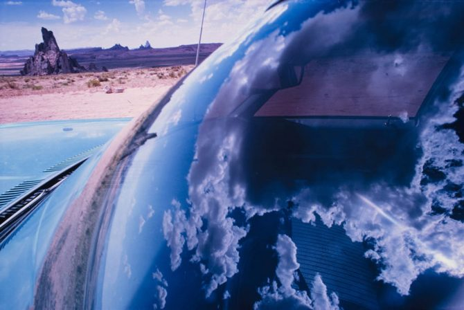 奈良原一高「星の記憶」、1972 年 Cプリント © Ikko Narahara / Courtesy of Taka Ishii Gallery Photography / Film