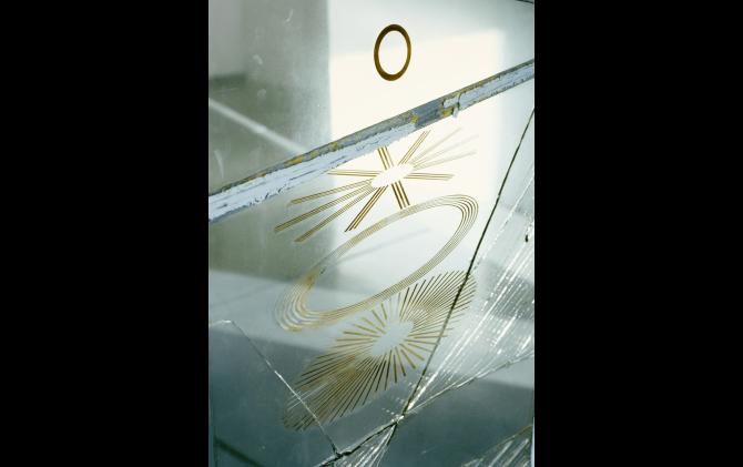 奈良原一高 「Rrose Sélavy」、2018年、奈良原一高アーカイブズ+東京パブリッシングハウス刊、Edition of 7、ラムダ・クリスタルプリント7点 © Ikko Narahara / © Association Marcel Duchamp / ADAGP, Paris & JASPER, Tokyo, 2018 G1308 / Courtesy of Taka Ishii Gallery Photography / Film