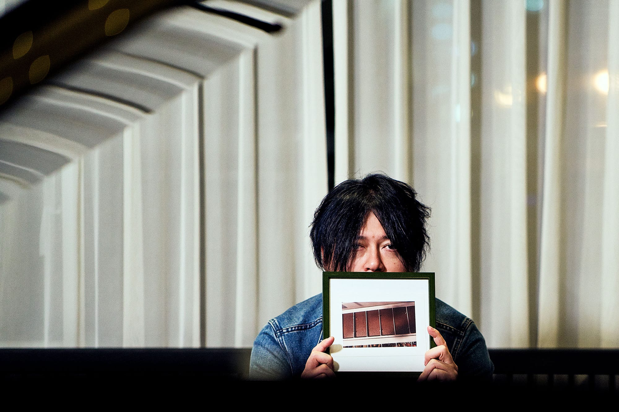 わたしの一枚 vol. 3 渋谷慶一郎 | 渋谷慶一郎01
