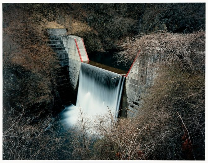 Toshio Shibata / 柴田敏雄 Nikko City, Tochigi Prefecture / 栃木県日光市 2008 Type C-print © Toshio Shibata, Courtesy of the amana collection
