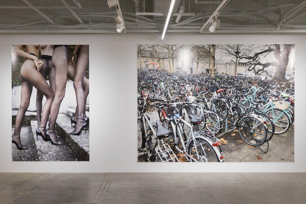 独ケーニッヒ・ギャラリーが銀座MCMにオープン、ユルゲン・テラー展でスタート