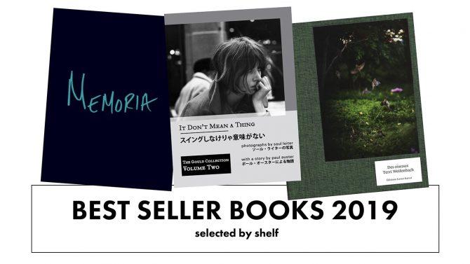 2019年の売上ベスト写真集【Shelf編】