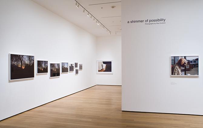 ポール・グラハム「a shimmer of possibility」(MoMA、2009年)