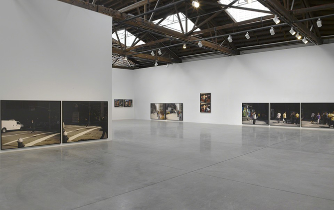 「Paul Graham: The Present」(Pace/MacGill Gallery、2012年)