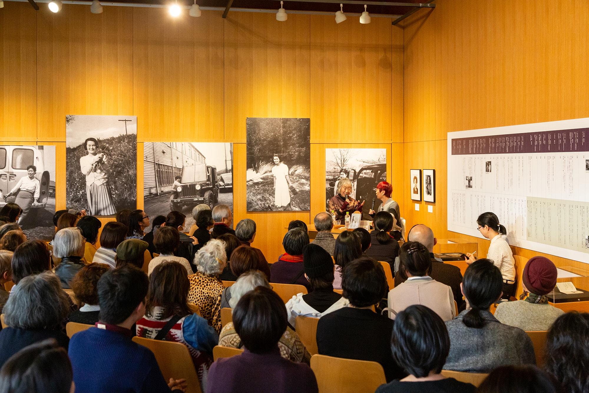 石内都×上野千鶴子対談レポート「ふたりの女の人生を未来へつなぐ」 | ふたりの女の人生を未来へつなぐ