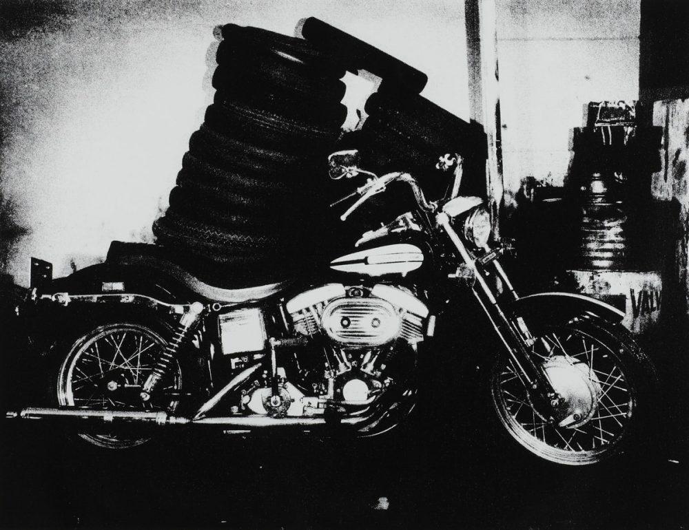 森山大道 「東京」、1974 年/2013 年, キャンヴァスにシルクスクリーン、 114.9 x 149.5 cm © Daido Moriyama Photo Foundation / Courtesy of Taka Ishii Gallery