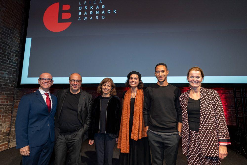 2019年度ライカ・オスカー・バルナックアワード授賞式の模様
