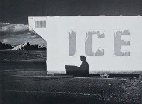奈良原一高「消滅した時間、ユタ」、1971 年/1973 年、ゼラチン・シル バー・プリント、26.6 x 34.3 cm © Narahara Ikko Archives / Courtesy of Taka Ishii Gallery Photography / Film