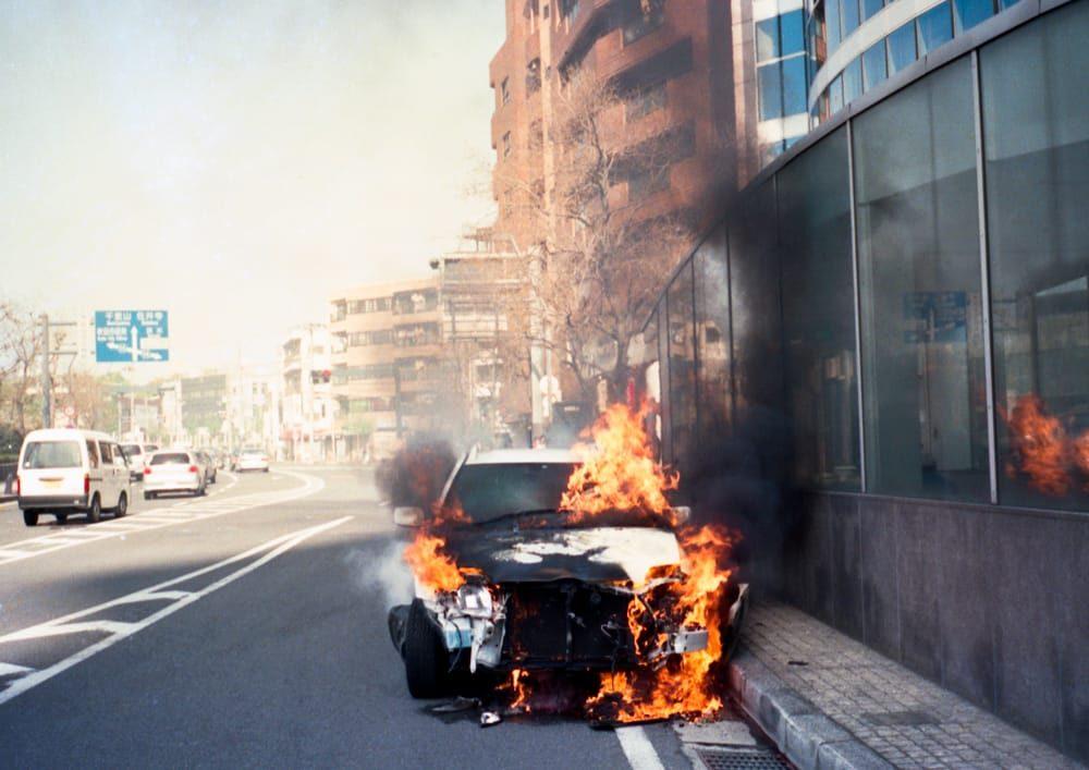 松木宏祐写真展「ニュー・ホーム・スイート・タウン」