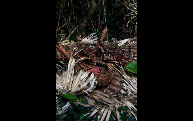 王子直紀写真展「吐噶喇・川崎」