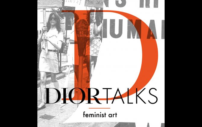 ディオールがアートなポッドキャストを始動、女性アーティストがガールズトーク