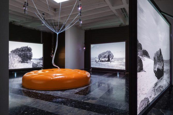 第58回ヴェネチア・ ビエンナーレ国際美術展日本館展示帰国展「Cosmo-Eggs|宇宙の卵」
