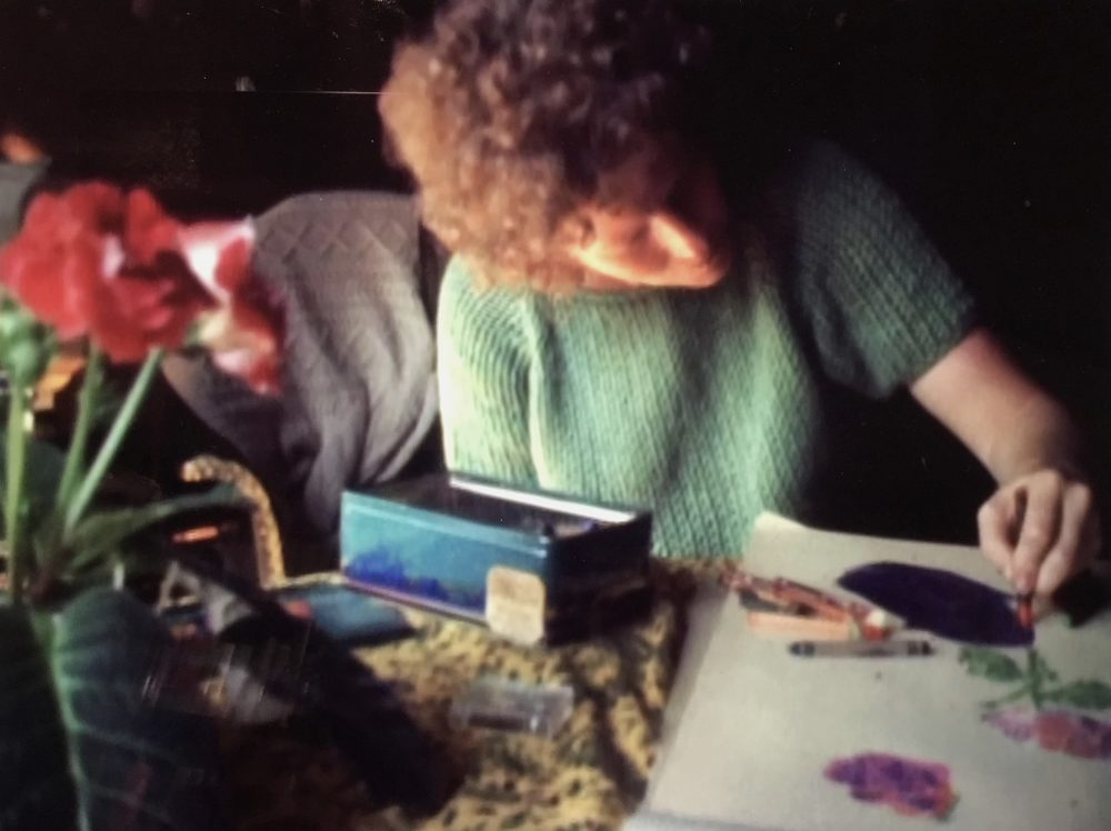 """Images from """"Out Takes from the Life of Happy Man"""" © Jonas Mekas"""