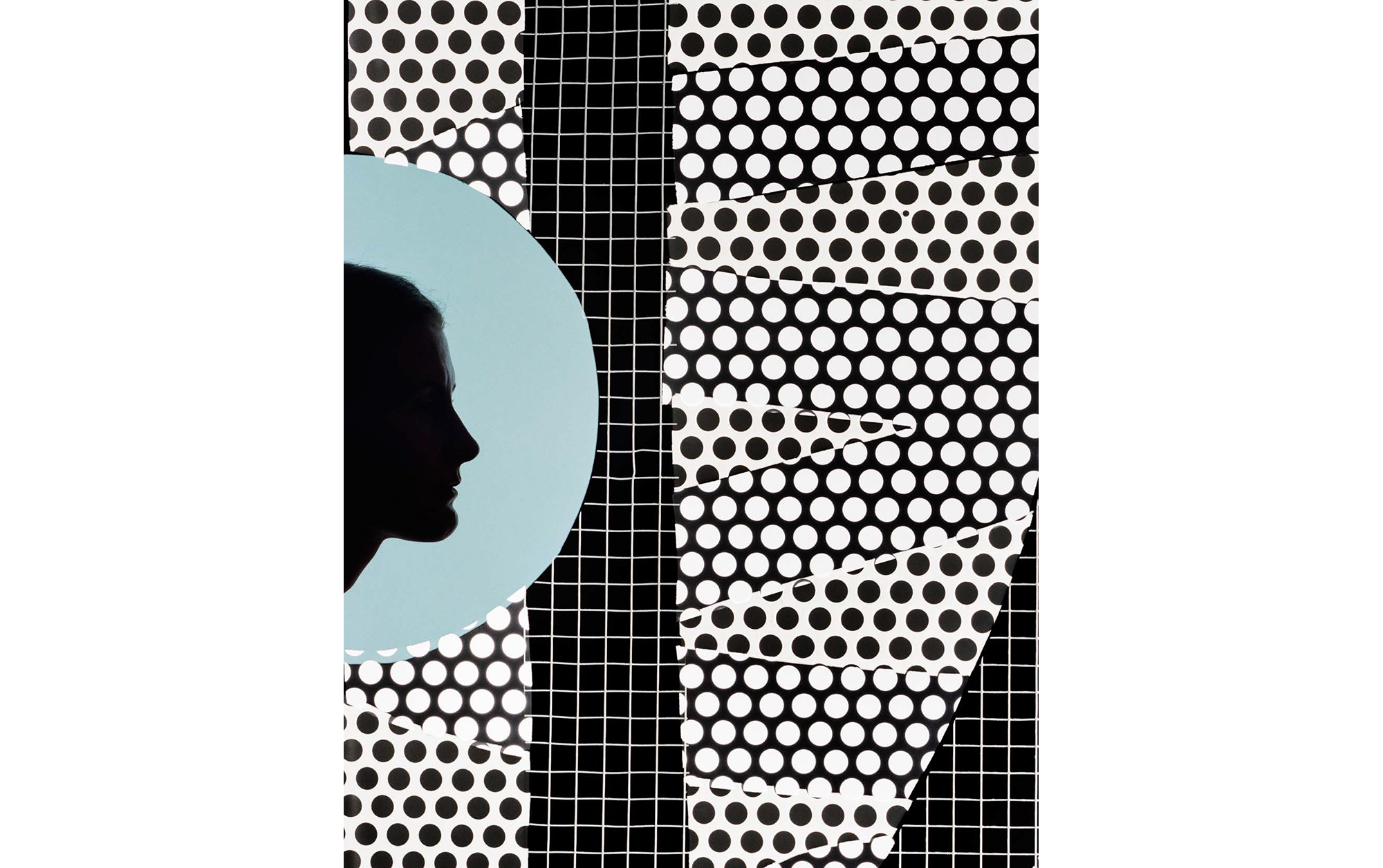 ハナ・ウィタカー「現代の写真のあり方を探求する、抽象的でグラフィカルなイメージ」 | Blue Bubble, 2018