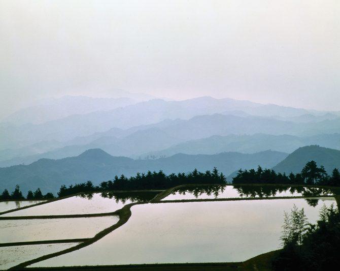 高天ヶ原展望 1975年