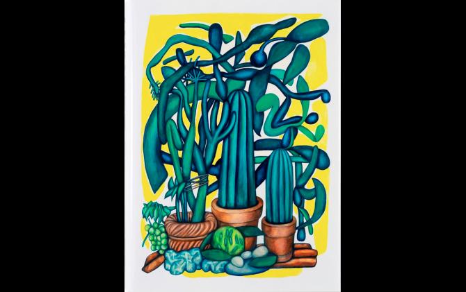 Bildrausch. Drawings 1966-2018