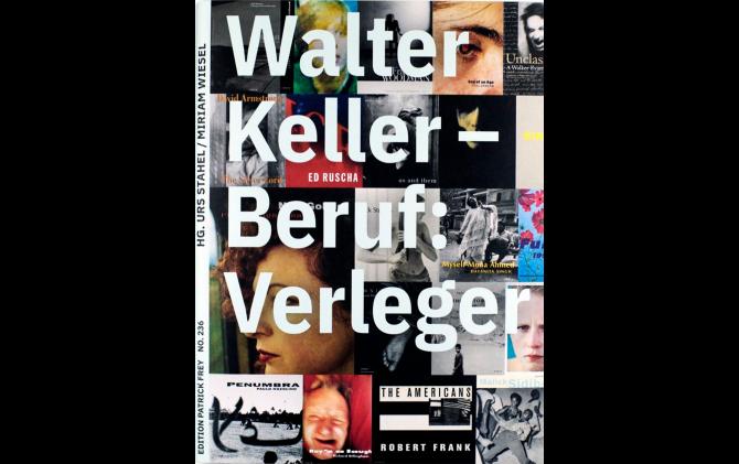 Walter Keller – Beruf Verleger