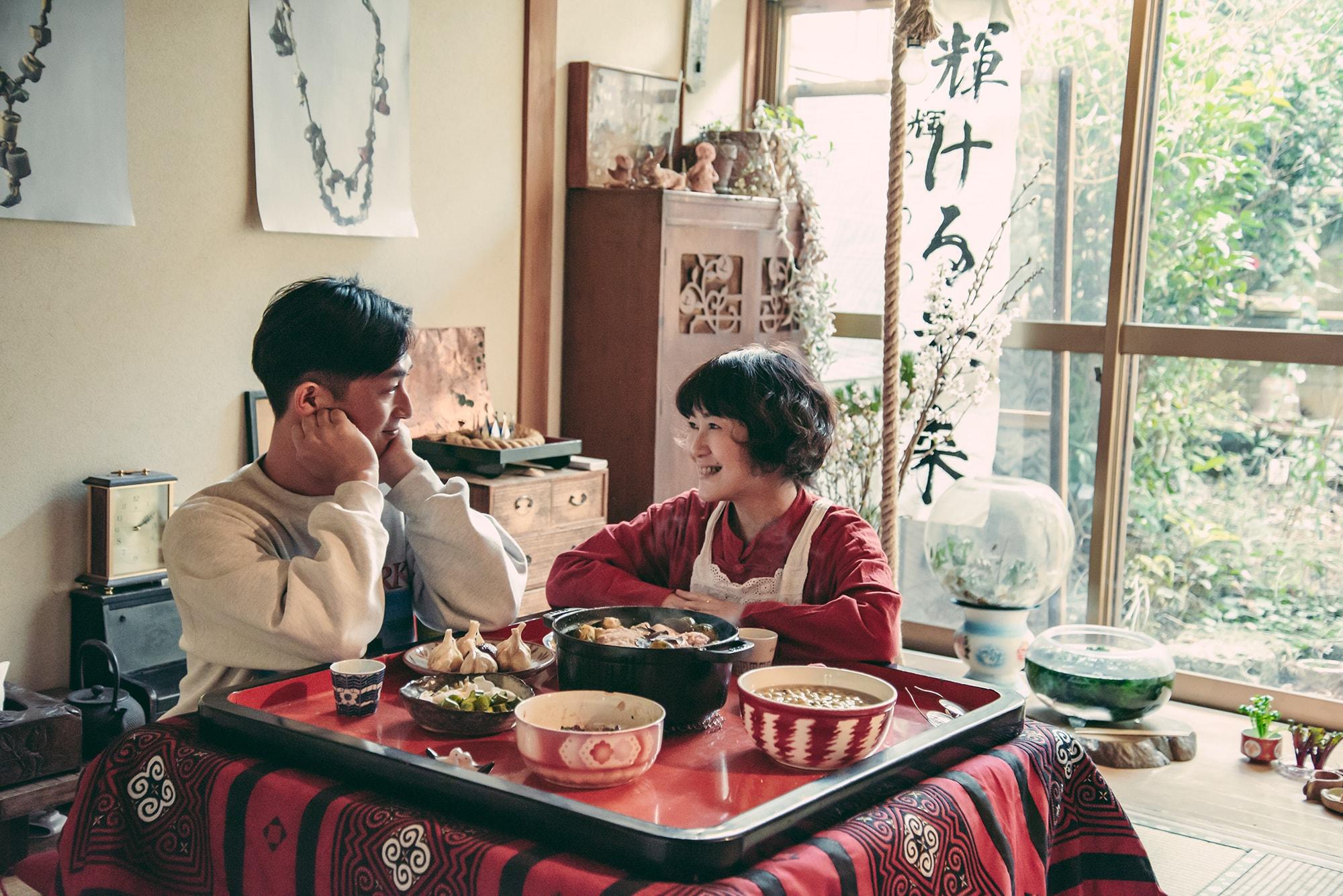 写真家の食卓 花代×川島小鳥(前編) | 花代×川島小鳥