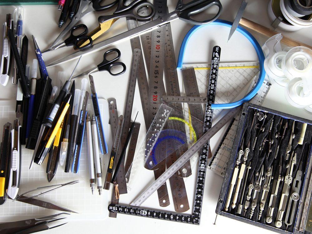 Kensuke's Tools