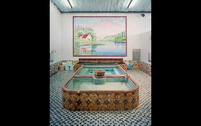 松原豊 写真展「Local public bath