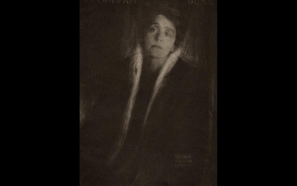 Eleonore Duse © Edward Steichen