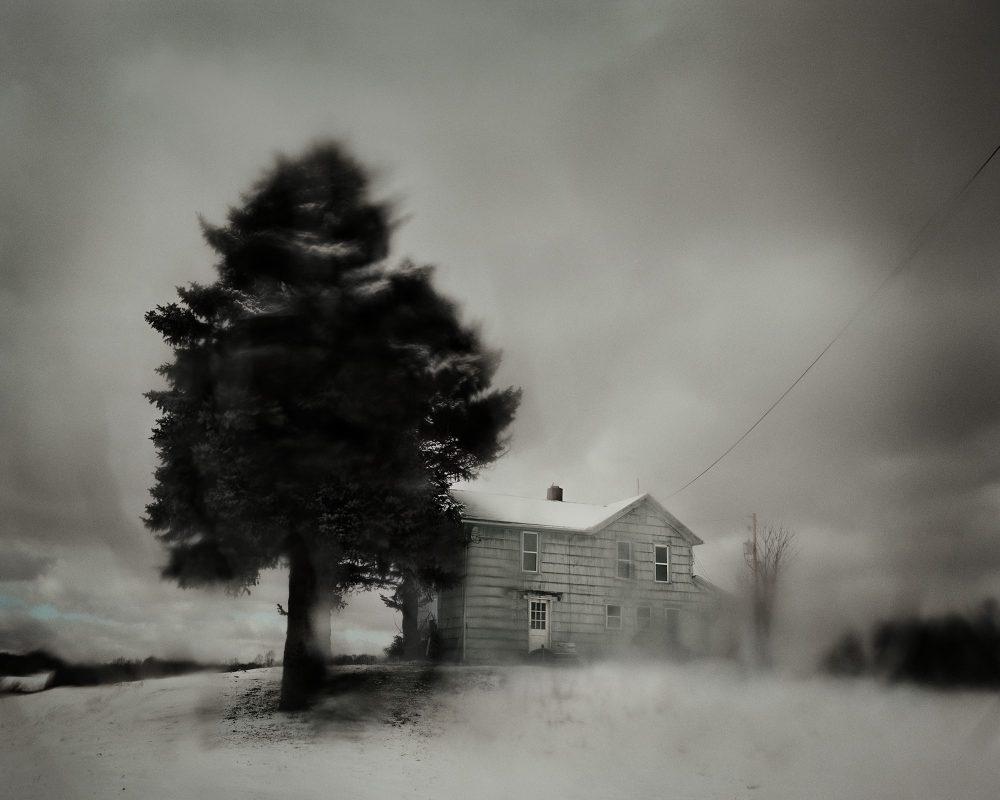 #10845-7 © Todd Hido. courtesy of ROSEGALLERY 2012
