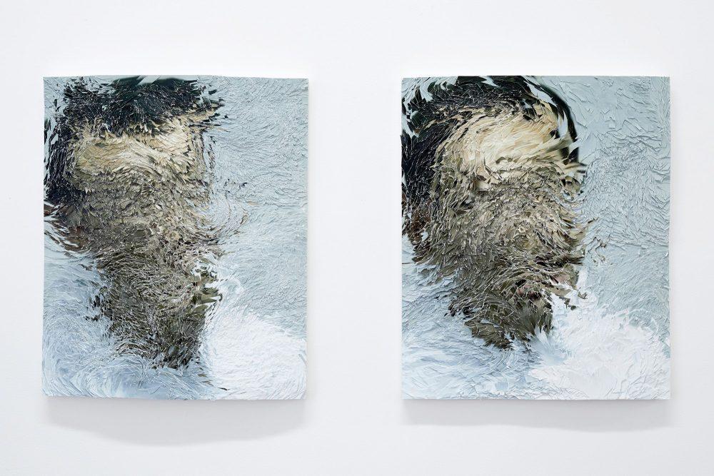 Nerhol 《Portrait of Mr. Yoshida》 2017年、インクジェット・プリント Nerhol Courtesy of YKG/Yutaka Kikutake Gallery