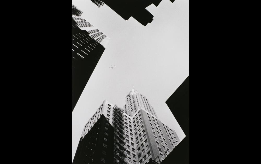 《シカゴ 街》 1959-61年 東京都写真美術館蔵 © 高知県、石元泰博フォトセンター