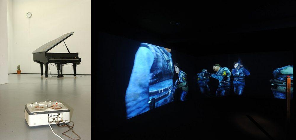 《UN-DEAD-LINK》2008年[参考図版], photo: Stefan Holenstein, courtesy of [plug.in] , Basel