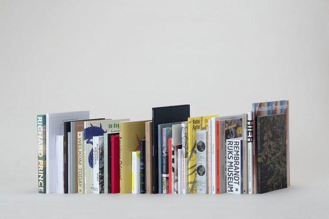 2019年度「Best Dutch Book Design」受賞作。