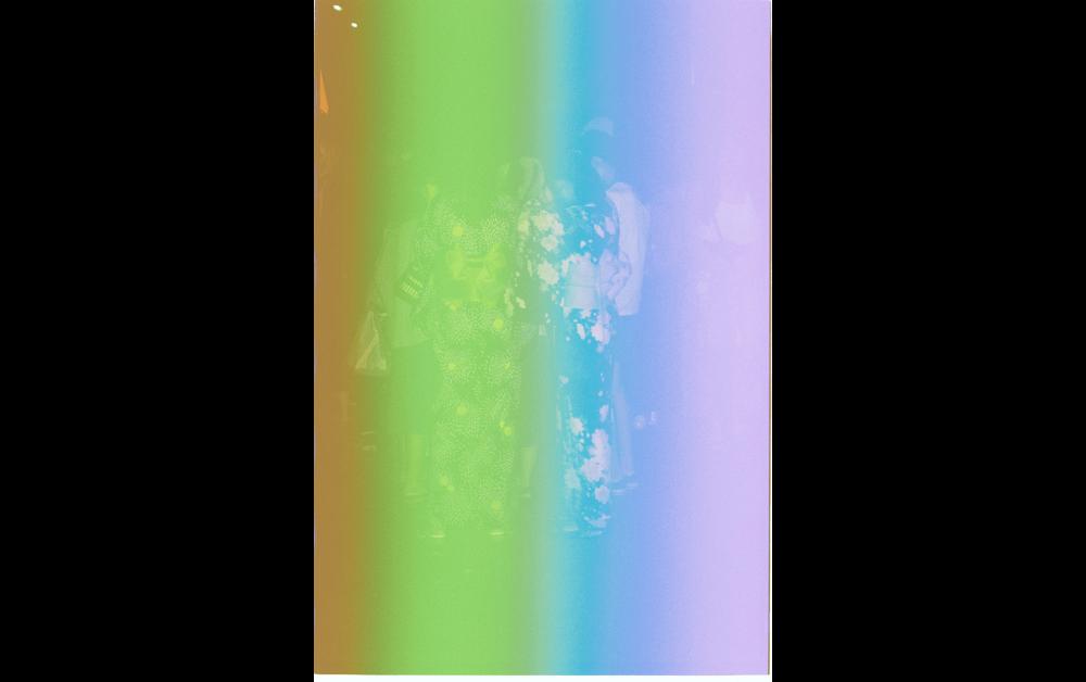 松岡一哲「やさしいだけ2」2019年 C-print 120 x 80 cm © Ittetsu Matsuoka