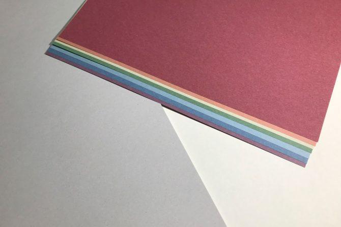 虹の本を作ろう