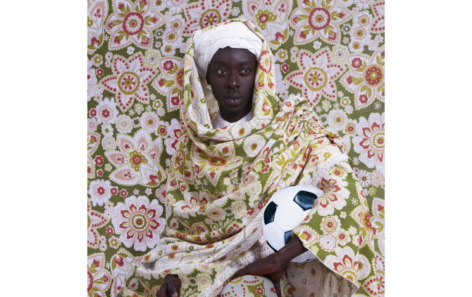 © Omar Victor Diop, Courtesy of Magnin-A Gallery
