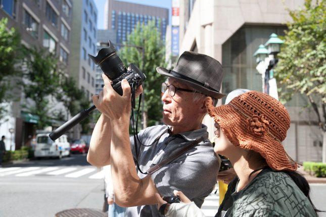 視覚障碍者と写真家のワークショップを振り返る