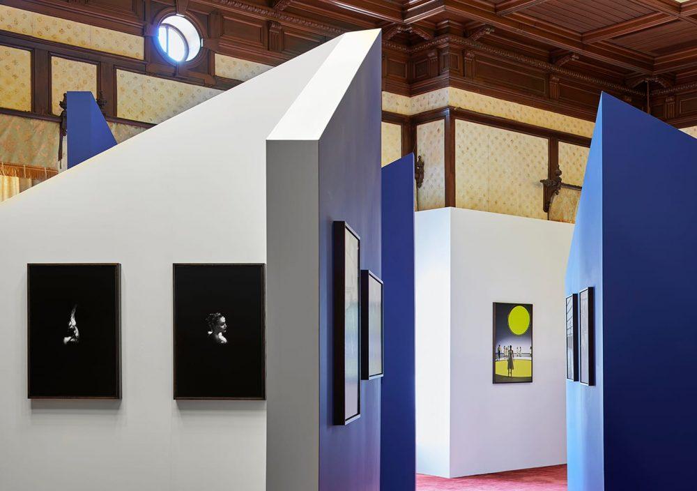 ピエール=エリィ・ド・ピブラック「In Situ」presented by CHANEL NEXUS HALL 京都府庁旧本館 正庁 ©︎ Takeshi Asano-KYOTOGRAPHIE 2020