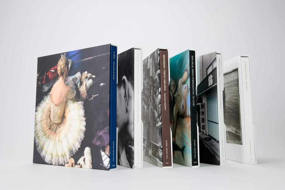 サラ・ムーンなどシャネル・ネクサス・ホール6展のデジタル図録が披露