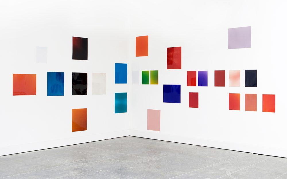 Wolfgang Tillmans, Silver Installation VII, 2009