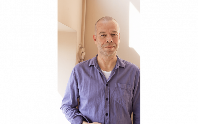 Wolfgang Tillmans, Photo by Dan Ipp, 2020