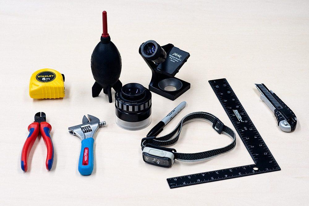 Gentaro's Tools