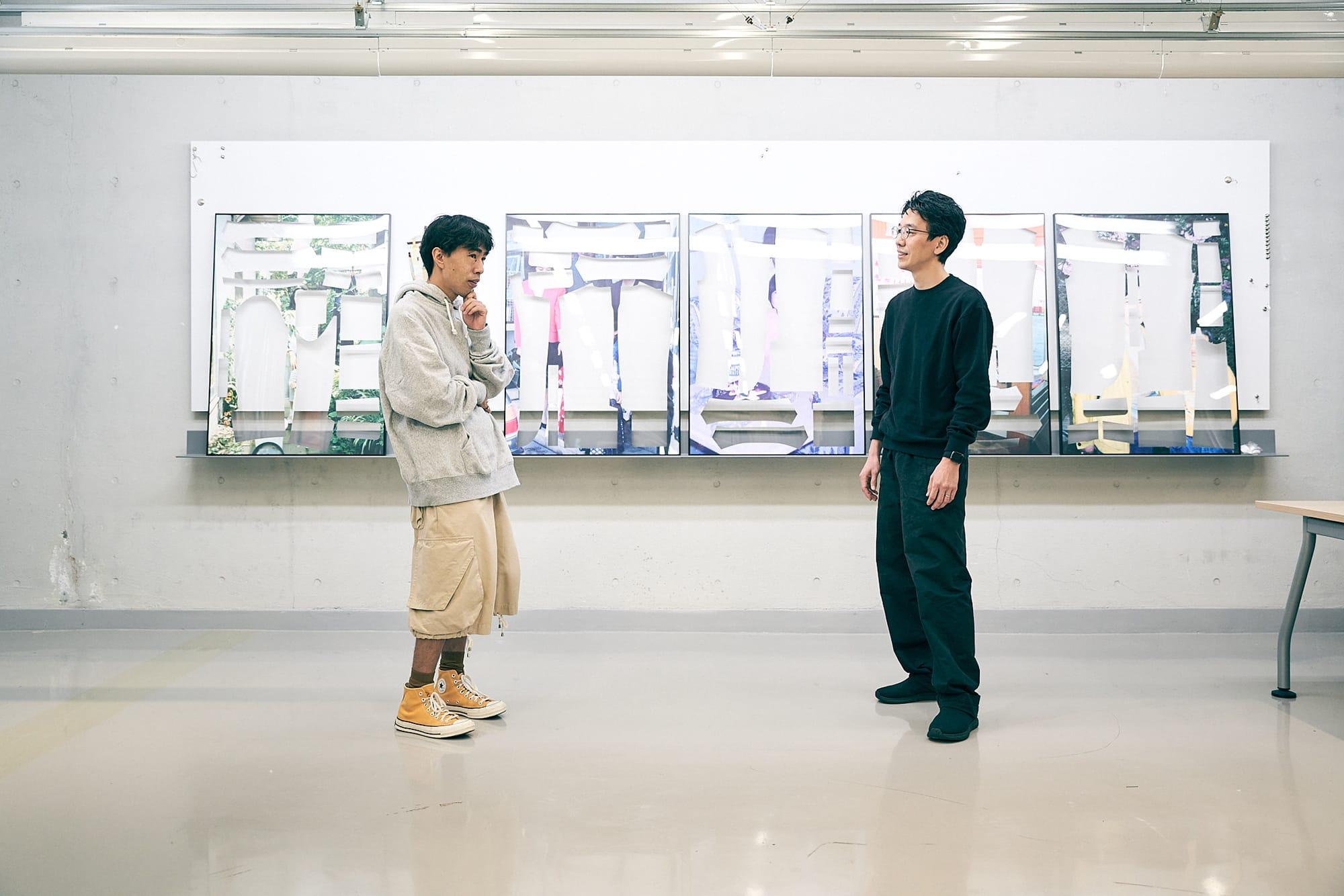 ファッションを進化させるPUGMENTの挑戦とFLAT LABOのプリント技術 | 大谷将弘×小須田翔