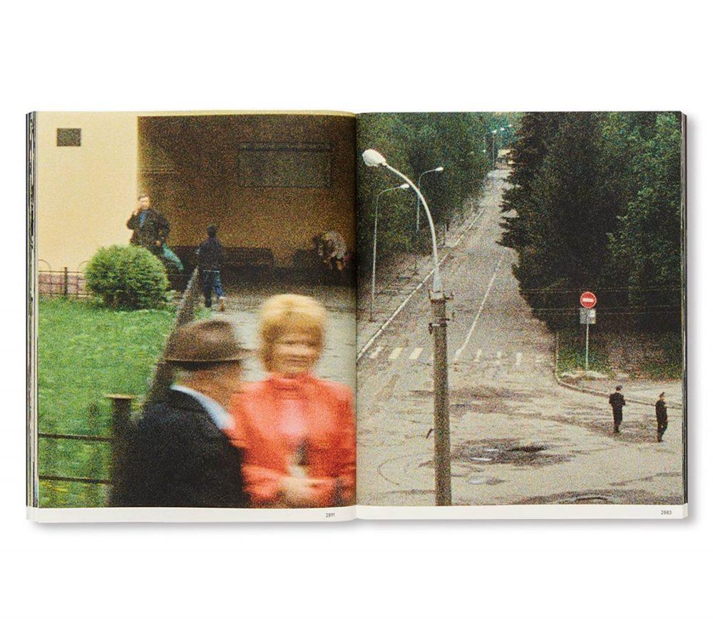 家族の旅とヨーロッパ移民の歴史をたどるビジュアルドキュメント、ダミアン・ハイニシュ初作品集『45』