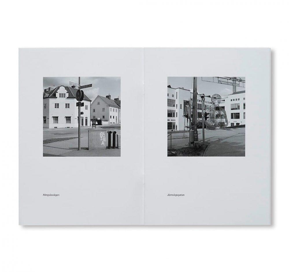 スウェーデン・ボラスの街をとらえたゲリー・ヨハンソン写真集『Borås』
