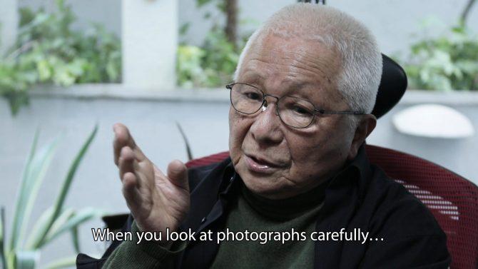 伝説の名作『地図』新展示に合わせて川田喜久治のドキュメンタリー動画を公開!
