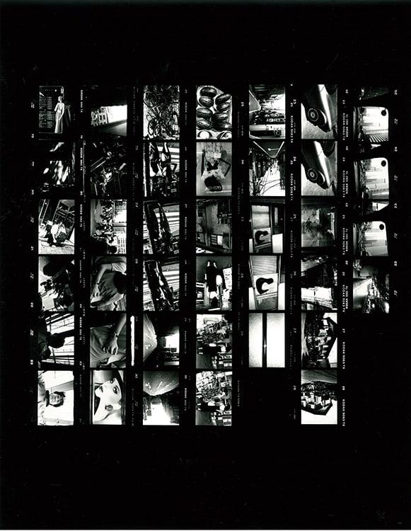 森山大道「LABYRINTH」(2012年)より © Daido Moriyama