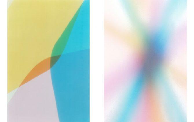 濱田祐史 《R G B》より Cine Still Film 50 Lomography Color Negative 800_01 2018年 クロモジェニックプリント