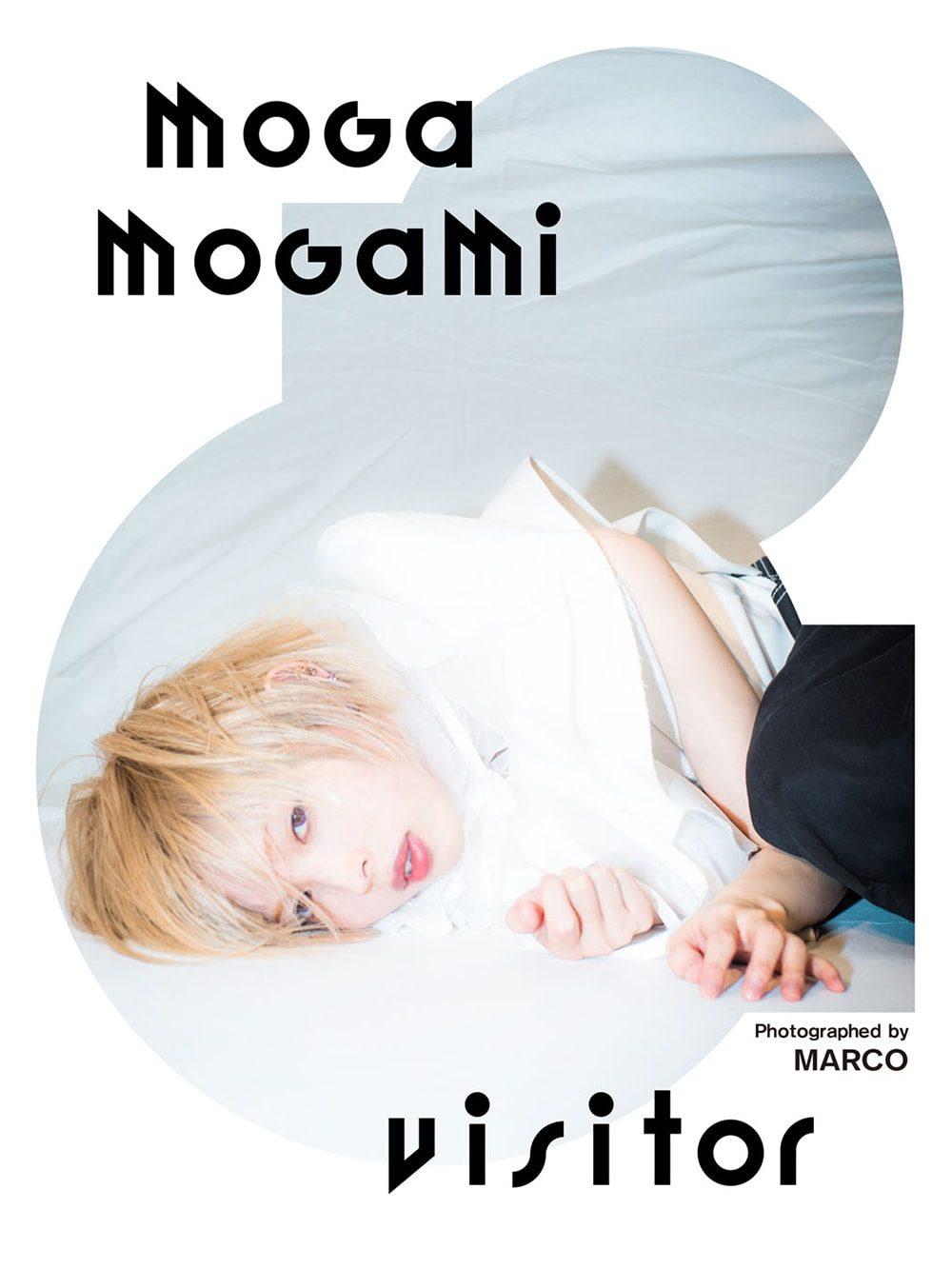 MARCOが初のデジタル写真集をリリース、モデルに最上もがを迎えApple Booksで配信中