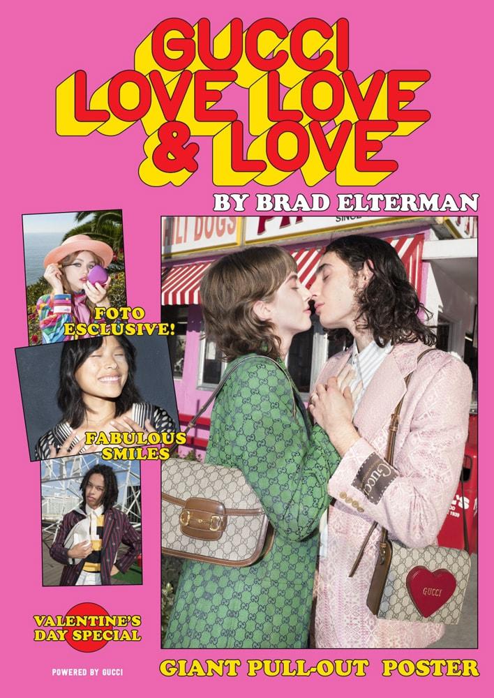 Gucci Love, Love & Love